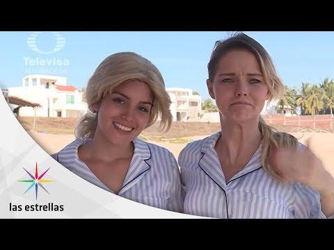 Escena extrema de Mariluz Bermúdez en hijas de la luna | Las Estrellas