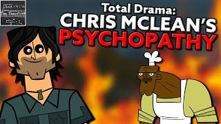 Total Drama: Why Chris McLean is the Most Psychotic Man in History (Chris McLean: Part 1) [Theory]