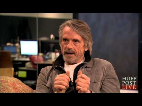 Jeremy Irons Discusses Gay Marriage [original] | Hpl video