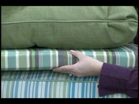 Loose Seat Cushion Types