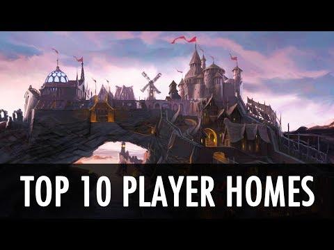 Skyrim: Top 10 Player Home Mods