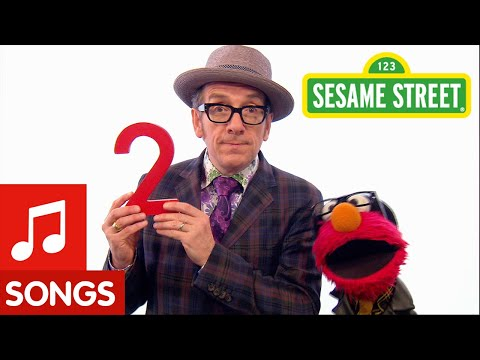 Sesame Street: Elvis Costello & Elmo - Monster Went and Ate My Red 2