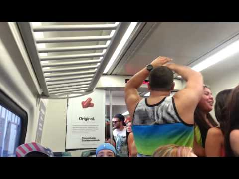 LIRR Train to EDC NYC 2013