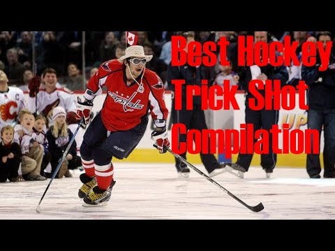 Best Hockey Trick Shot Compilation #1 (HD)