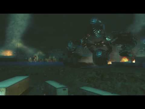 Transformers 2 Revenge of the Fallen Walkthrough 4 Demolishor's Prophecy HD Autobot