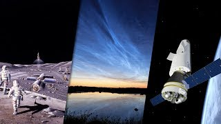 Space News | Reusable Spaceships and a mysterious Lunar lump