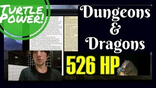 (D&D 5E) 500 HIT POINTS at LEVEL 7?? GET REAL!!