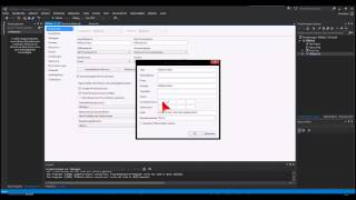 Visual Studio 2013 Express Tutorial #011 deutsch - INI-Dateien editieren