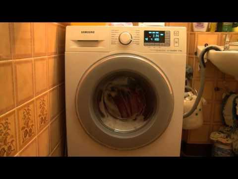 Samsung WF60F4E4W2W ecobubble washing machine/pralka/vaskemaskine/rentadora