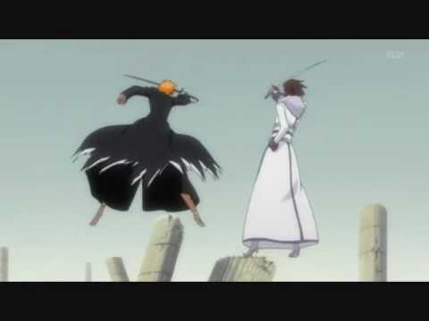 Bleach AMV Ichigo VS Muramasa
