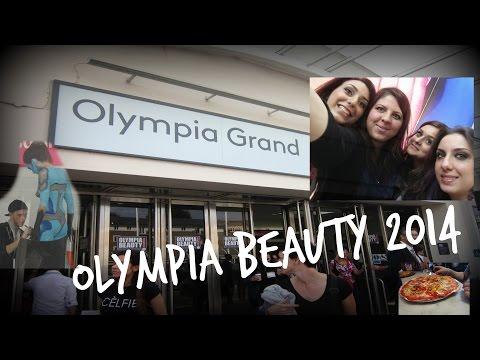 Olympia beauty 2014 London