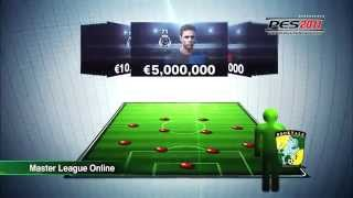 Pro Evolution Soccer 2011 - GamesCom 2010 trailer