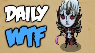 Dota 2 Daily WTF - Just keep the distance...