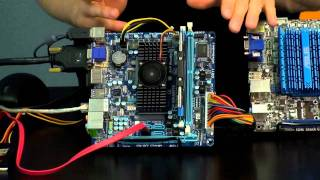 AMD Fusion E-350 APU Demonstration & Explanation NCIX Tech Tips
