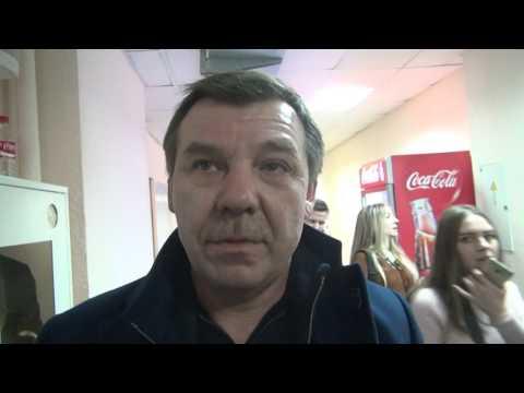 Гимаев - конечно, главный. А мы - его помощники (интервью Знарка)