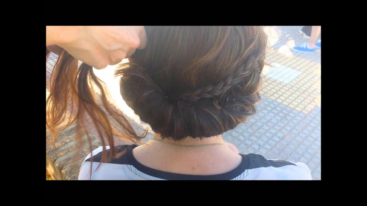Galerry peinados de melenas medias