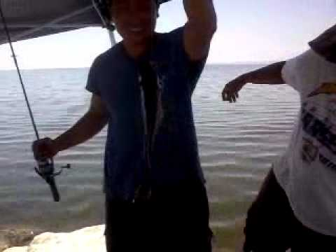 Salton Sea Tilapia Fishing