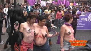 Marcha Lésbica. 16 DE MARZO