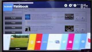 LG 49UB850V 3D 4K Ultra HD webOS LED Television