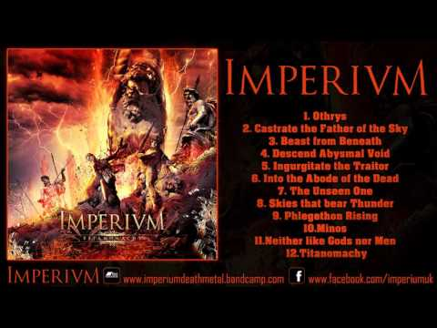 Imperium - Titanomachy (FULL ALBUM 2016 1080p HD) [Ultimate Massacre productions] streaming vf