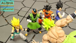 【TRAILER】DRAGON BALL STOP MOTION SSGSS GOGETA VS BROLY OF ANOTHER WORLD #dragonball #stopmotion