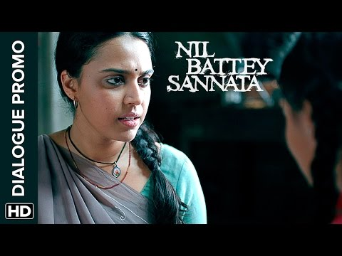 Swara Bhaskar Wants To Study Again | Nil Battey Sannata | Dialogue Promo