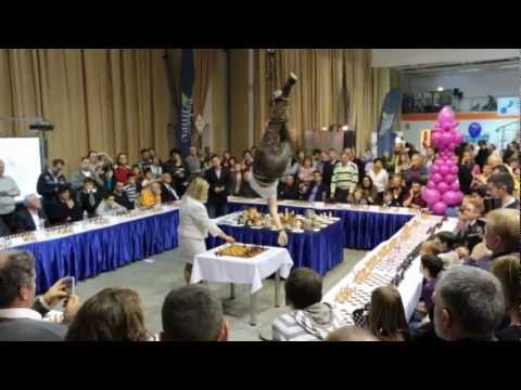POLGAR CHESS FESTIVAL 2012 - OFFICIAL VIDEO