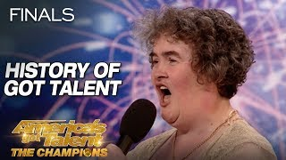 The History Of Got Talent: How It All Started - America's Got Talent: The Champions