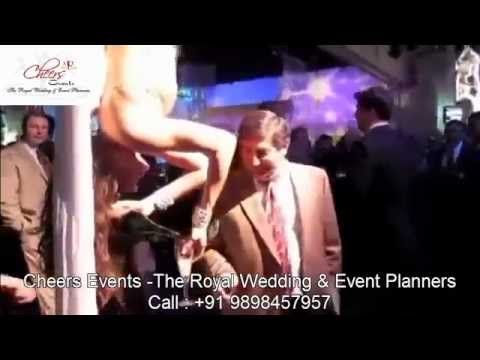 Bachelor Party Wedding Corporate Entertainment India Indian Event