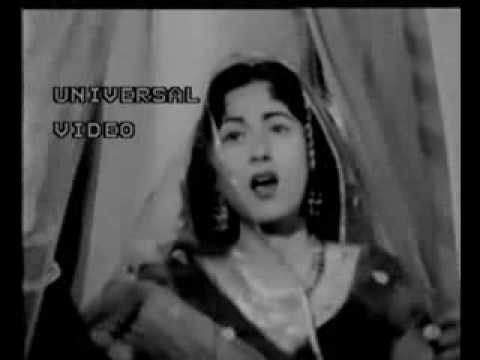 Guzra Hua Zamana-shirin Farhad-lata-old-movie-song video