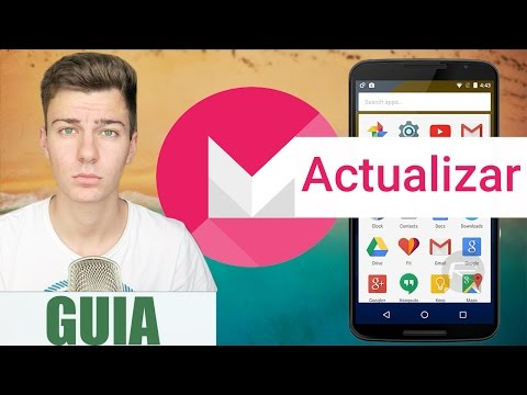 Instalar Android 6.0 MarshMallow | Actualizar Android 6.0  2016