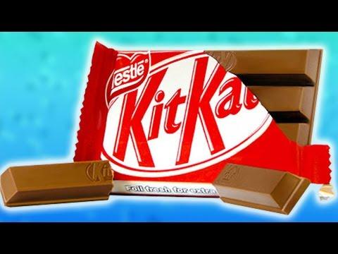 Как сделать Kit Kat. Простой недорогой рецепт КИТ КАТ
