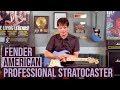 Fender American Professional Stratocaster Demo