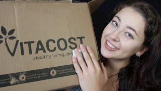 July Vitacost Haul - New Goodies!! Skincare, Food, Makeup