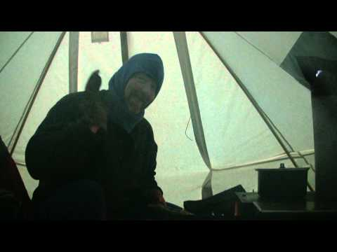 winter camping - part 2