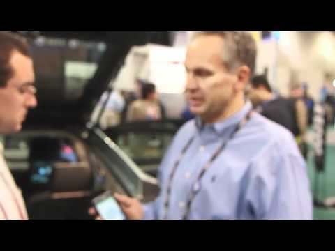 OnStar shows off iPhone and Android integration at CES 2012
