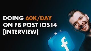 How he does $60k a day on FB and with affiliate networks