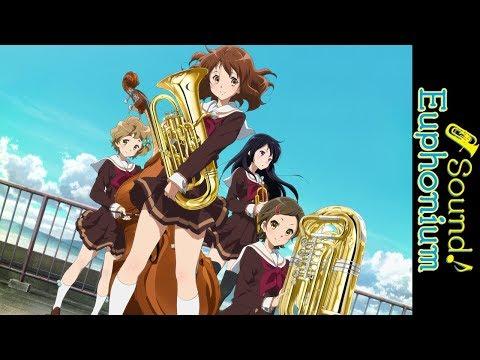 Sound Euphonium: Season 1 - Official Trailer (subtitled)
