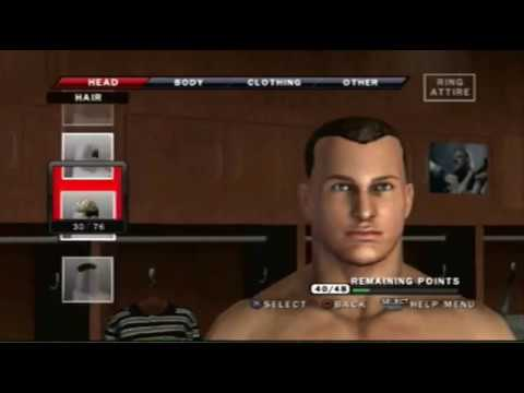 WWE Smackdown Vs Raw 2010 Svr10 Tutorial Create A Wrestler Caw Mode Glitch & Bug Ft. Jessica Kobe