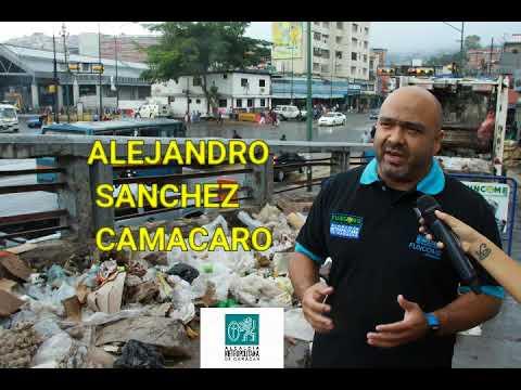 ALEJANDRO SANCHEZ PRESIDENTE DE FUNCOME en Baruta Minuto A Minuto 27 de Septiembre