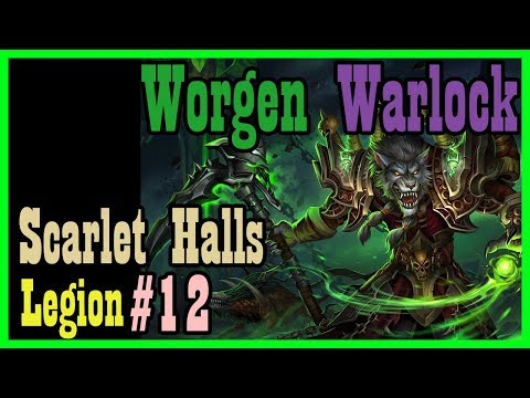 I solo a big-ass leviathan in Dustwallow /flex WEP #12 [Legion World of Warcraft Let's Play]
