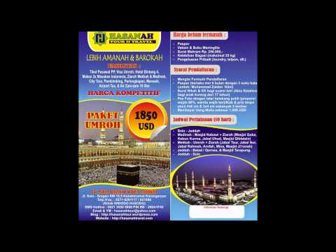 Video travel umroh di solo