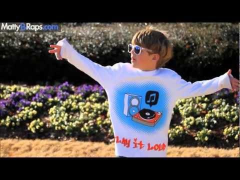 Mattyb Vs. Justin Bieber video