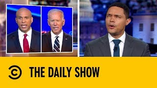 Doubts Arise On Joe Biden's Plan To Resolve Immigration Crisis  | The Daily Show with Trevor Noah