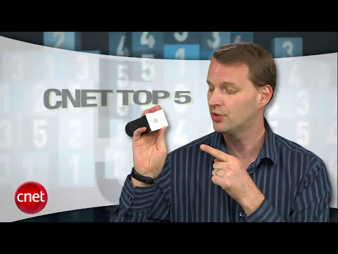 CNET Top 5: Best MP3 Players