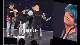BTS Funny & cute Moments in Japan Love yourself 2019