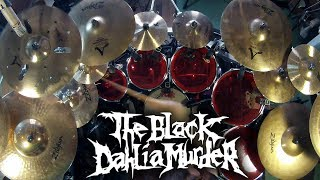 "The Black Dahlia Murder - ""Funeral Thirst"" - (DRUMS ONLY)"