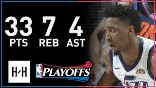 download musica Donovan Mitchell Game 4 Highlights Thunder vs Jazz 2018 NBA Playoffs - 33 Pts 7 Reb 4 Ast