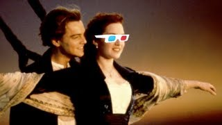 Titanic 3D - Titanic 3D - Movie Review