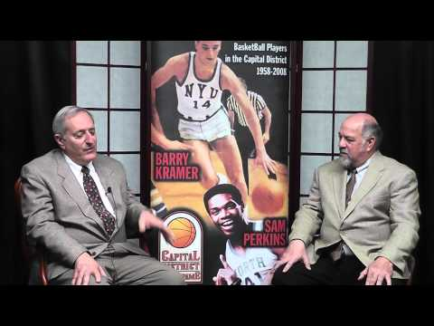 Capital District Basketball Hall of Fame presents - Rene LeRoux speaks with Bob Pezano